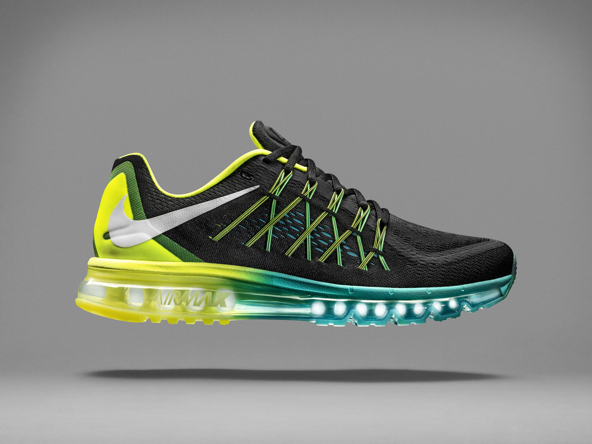 Nike Air Max 2015: Ultra-Soft Cushioning
