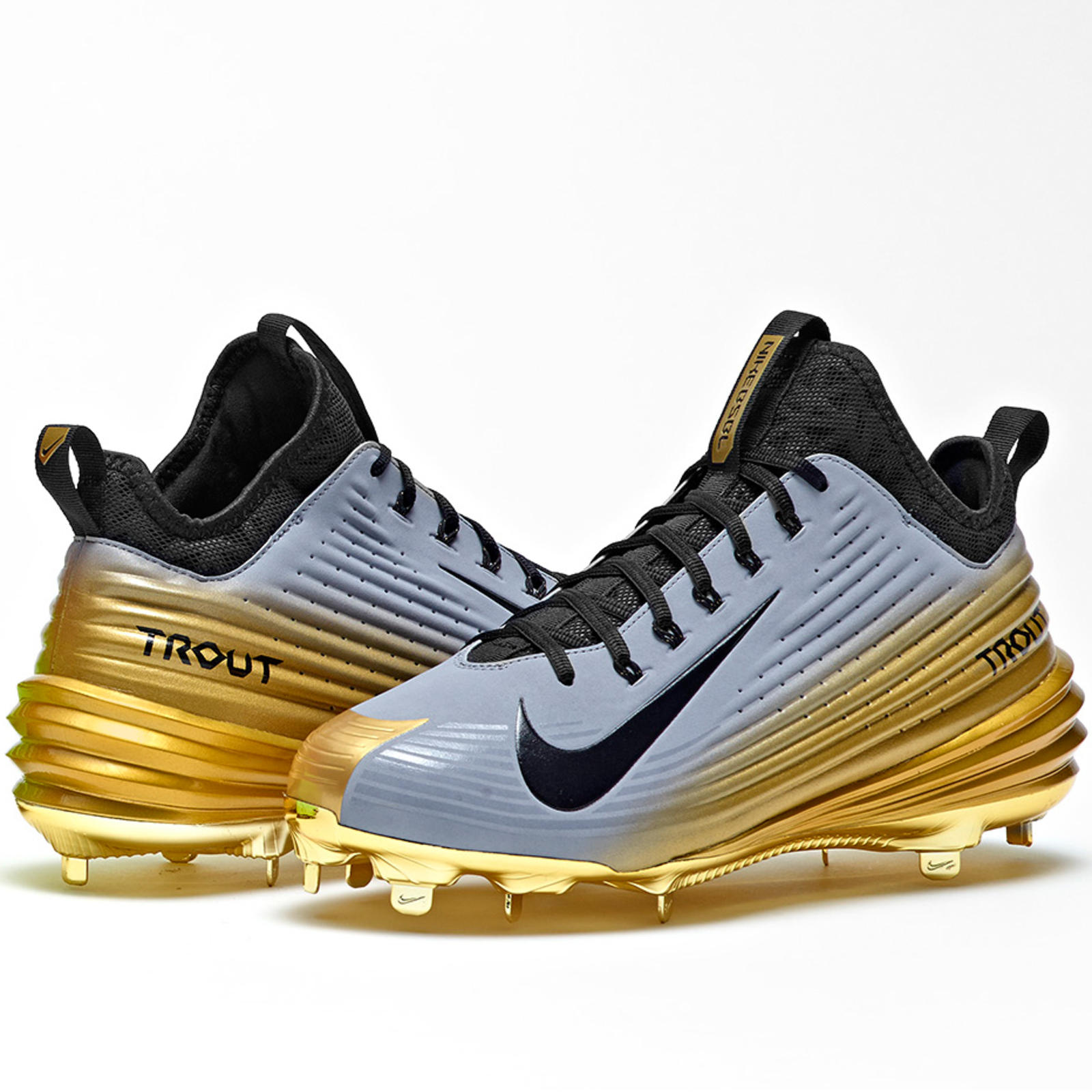 Nike Lunar Vapor Trout Pack Honors Mike Trout's First MVP