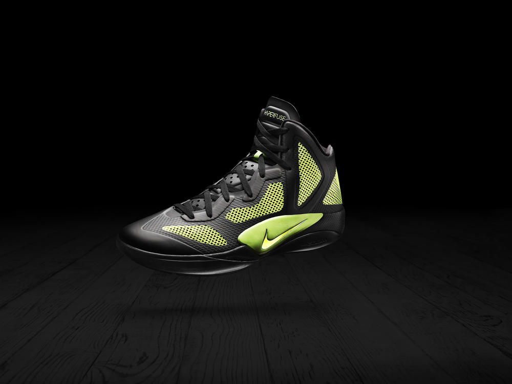 Nike launches Nike Zoom Hyperfuse 2011 and Nike Zoom Hyperdunk