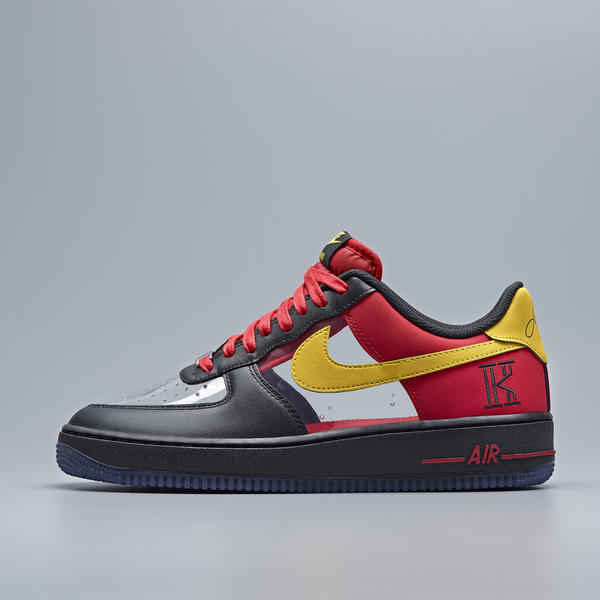 brand new 7c2f5 fd3a9 INTRODUCING THE KYRIE IRVING BADGED AIR FORCE 1 - Nike News