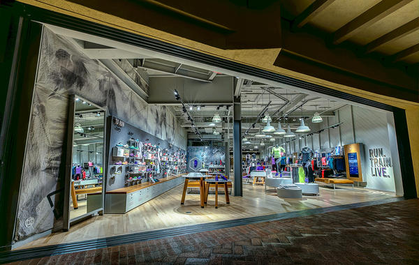 Nike women's-only store with fitness studio opens in Newport Beach