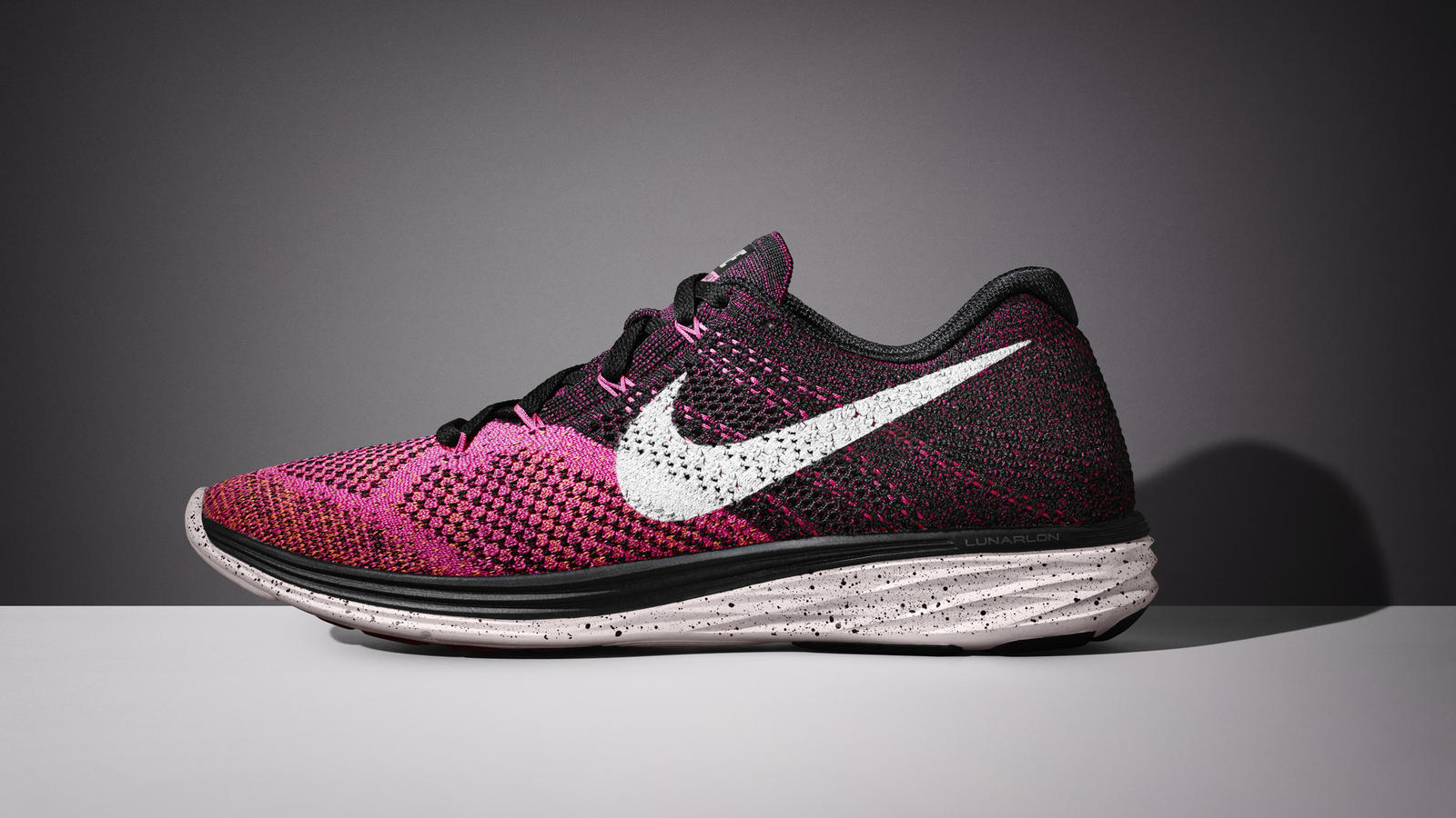 wholesale dealer ec4e8 851fc Impossibly Light and Incredibly Strong Marries Soft and Responsive  The Nike  Flyknit Lunar 3