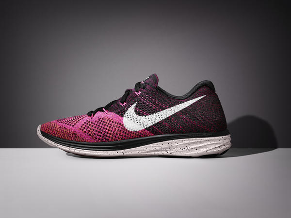 Nike Flyknit Lunar 3 — Made light to go long