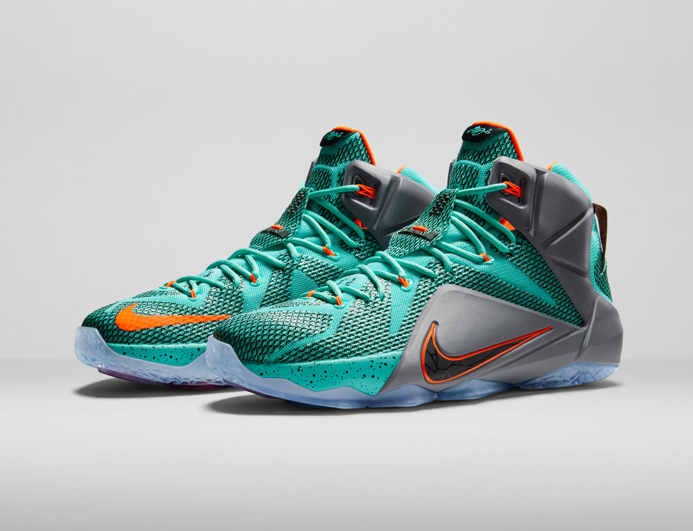 LEBRON 12: New Colorways Coming