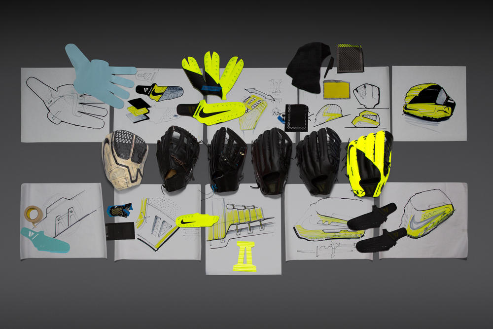 Nike Launches the Vapor 360 Fielding Glove