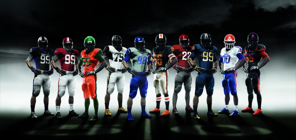 Nike Pro Combat Uniform Designs Unveiled