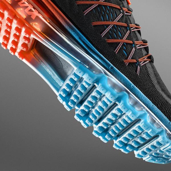 Nike Air Max 2015: leveza, maciez e dinamismo reunidos em um