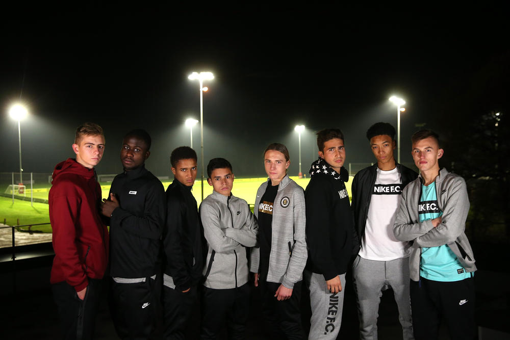 Winners of Nike Most Wanted announced at St. George's Park