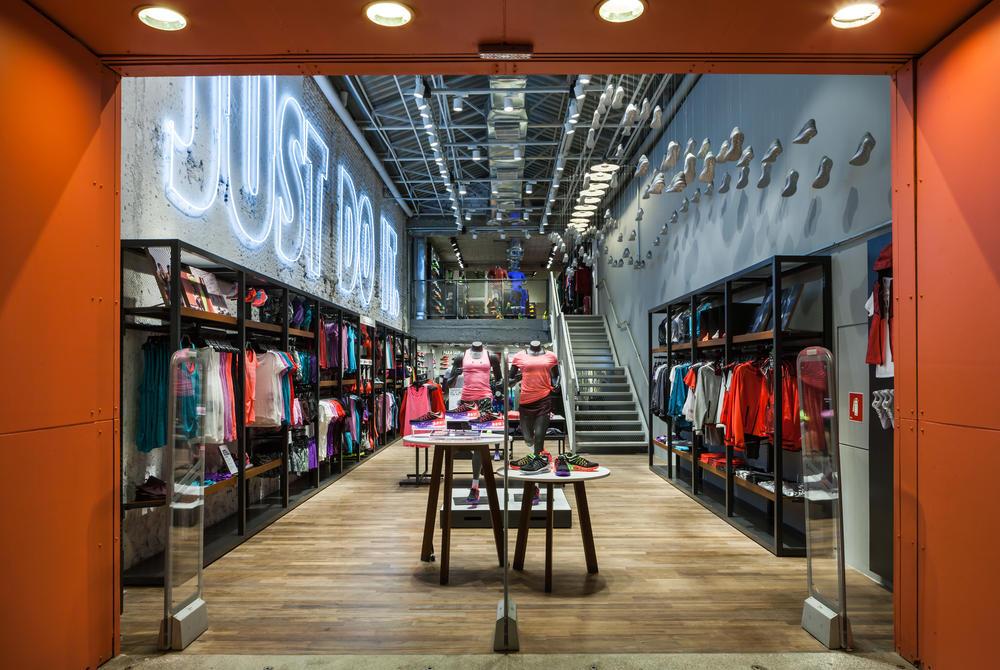 Nike Oscar Freire abre espaço exclusivo para mulheres