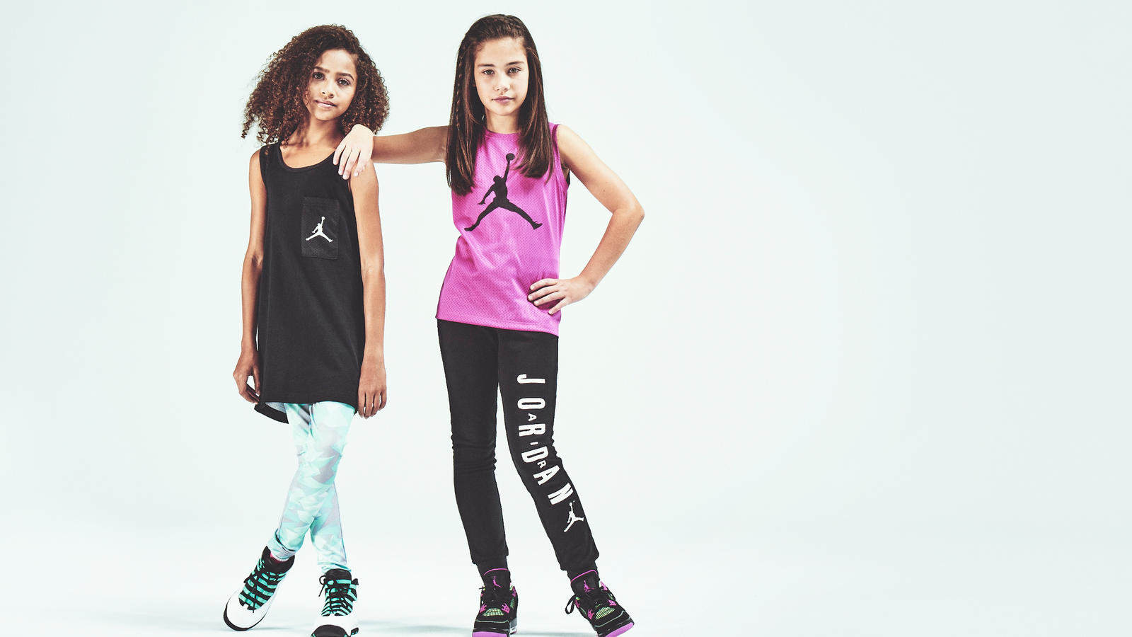 Jordan Brand expands Grade School sizing for girls - Nike News 778146fd0