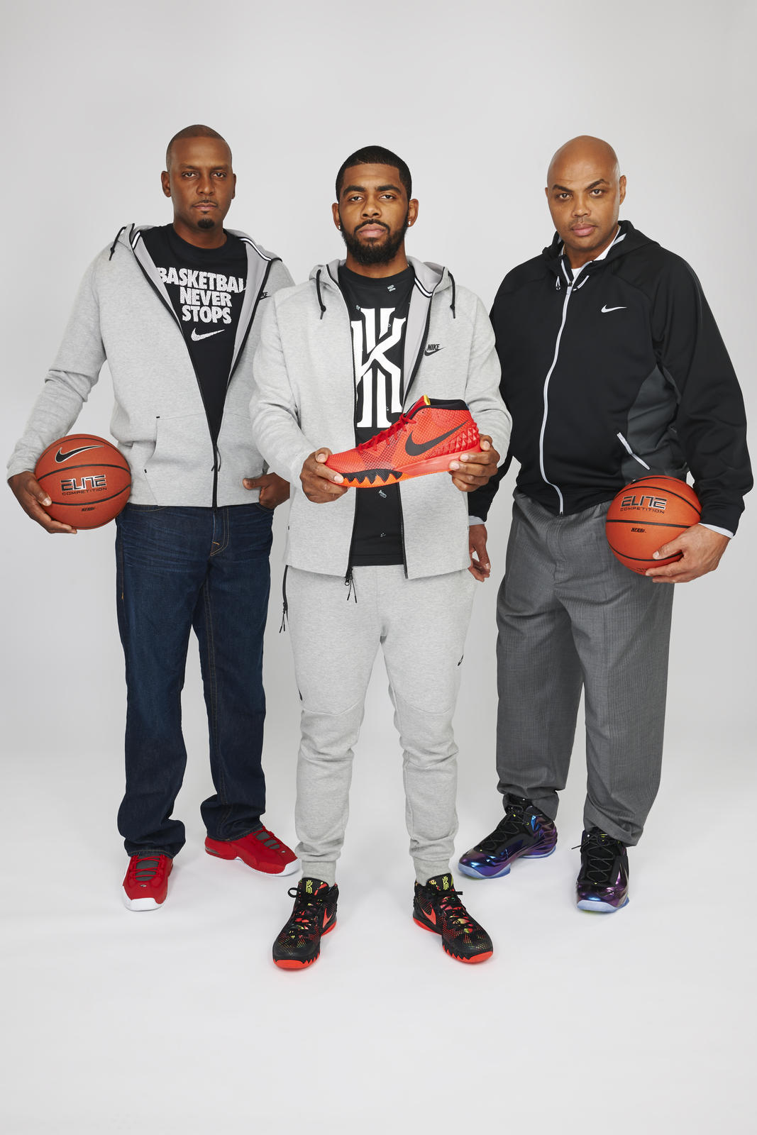 faca8414dbce Nike Welcomes Kyrie Irving to its Esteemed Signature Athlete Family ...