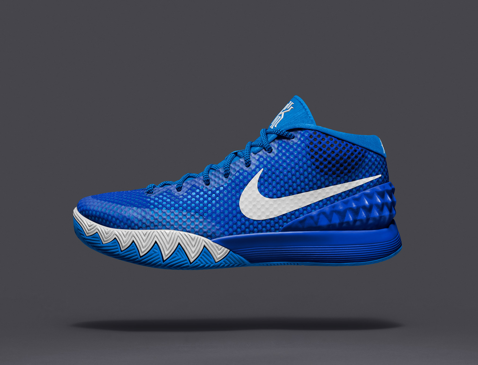 on sale 15bb9 2b3af new arrivals nike kyrie 4 mens c0596 411a2  cheapest los angeles 1a615  d2c3c kyrie irving unveils the kyrie 1 nikeid shoe in brooklyn ton