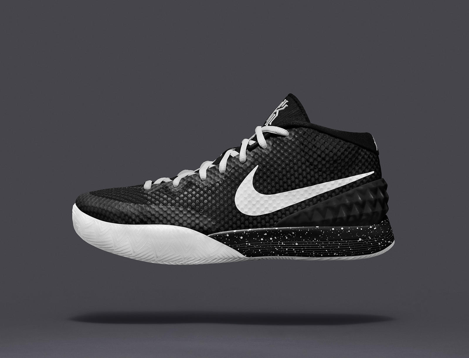 Kyrie Irving Unveils the KYRIE 1 NIKEiD Shoe in Brooklyn ...Kyrie Irving Shoes