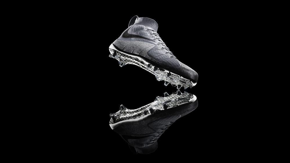 Nike Vapor Untouchable Cleat Merges Speed, Strength and Sustainability