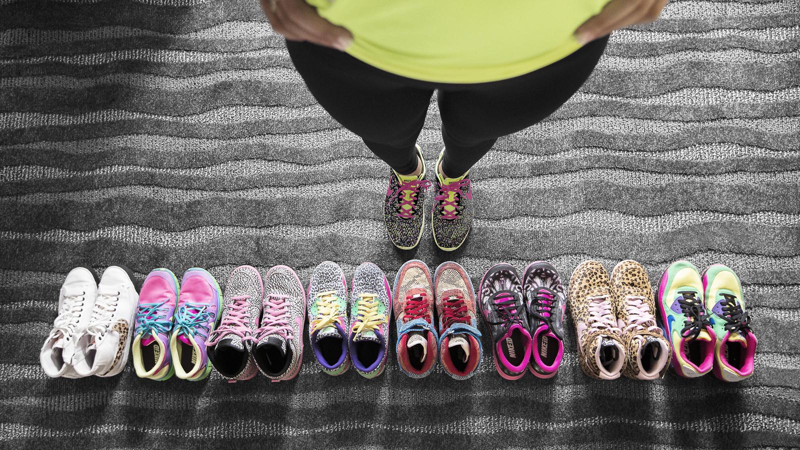 Nike Free TR 5 - Michelle Wie