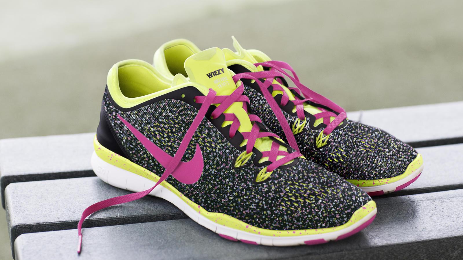 the best attitude 58bb6 6f6c6 Nike Free TR 5 - Michelle Wie