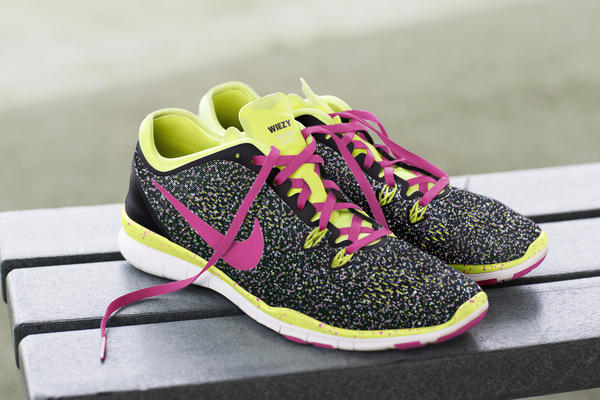 Training Gets Personal with Michelle Wie: The Nike Free TR 5 on NIKEiD