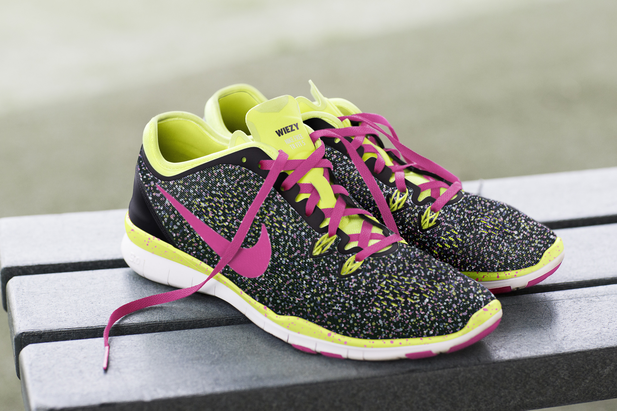 nike free 5.0 tr fit 4 - womens australian 2018 tennis champion