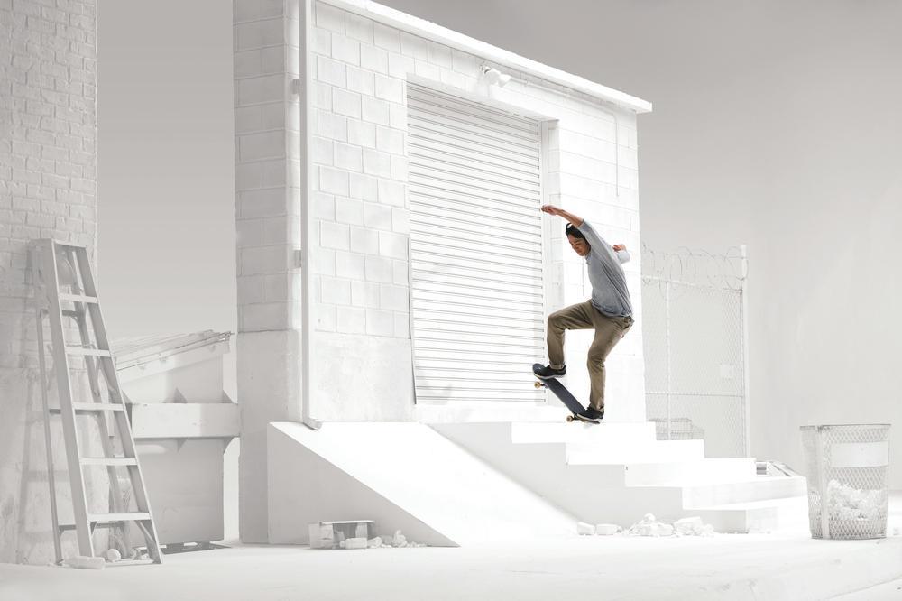 Nike SB apresenta primeiro tênis de Skate com Nike Free