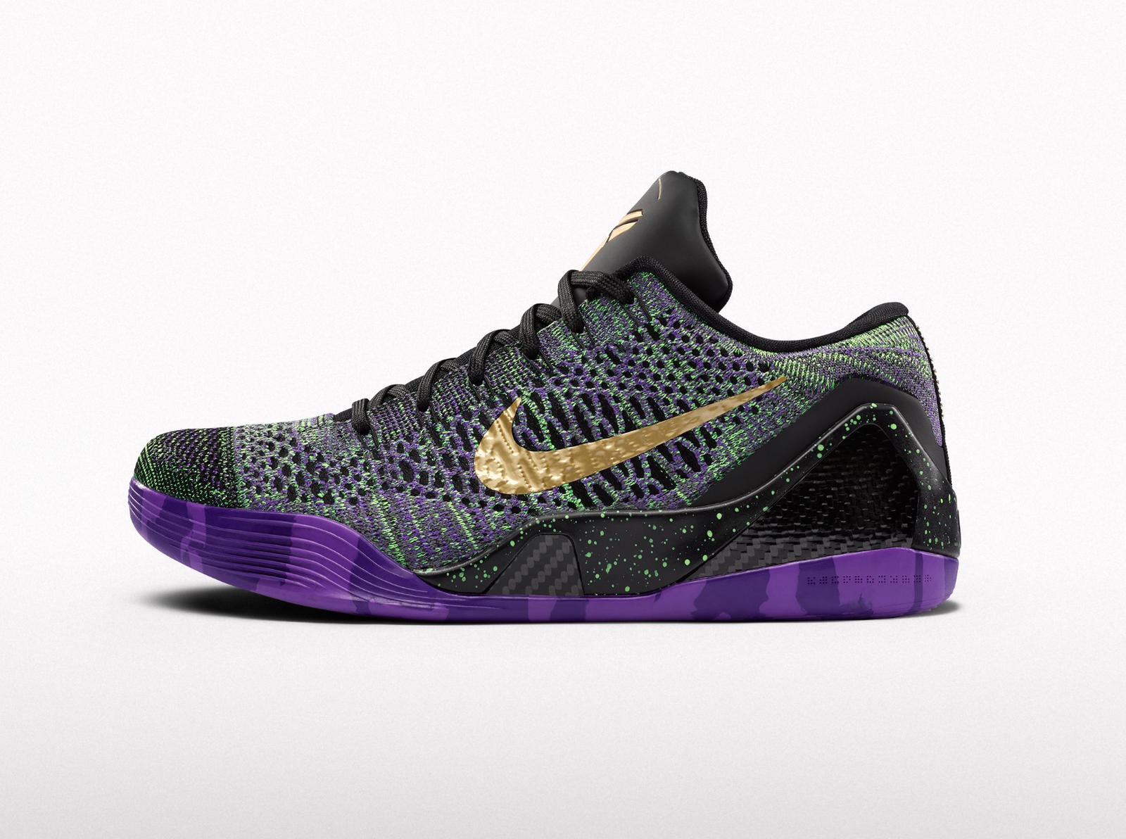 "competitive price c3114 5d227 ... KOBE 9 Elite Low ""Mamba Moment"" shoe. KobeMultiID. Nike ..."