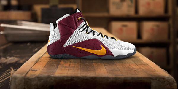 lebron james shoes 12. son of akron: lebron james and nike pay tribute to hometown heroes lebron shoes 12