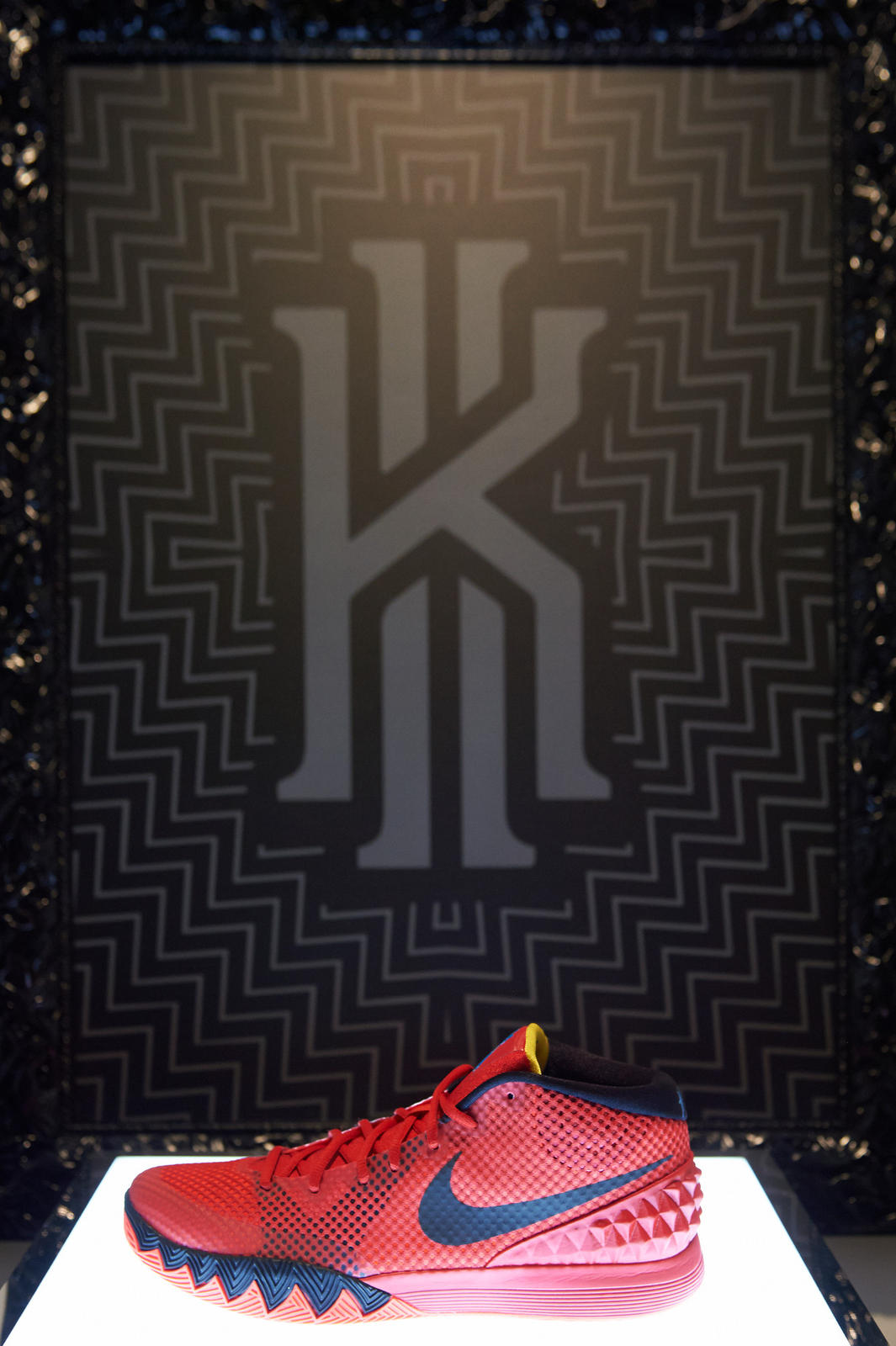 10ff24a10ba4 ... get in nikes since before he could walk irvings new kyrie 1 is designed  for the