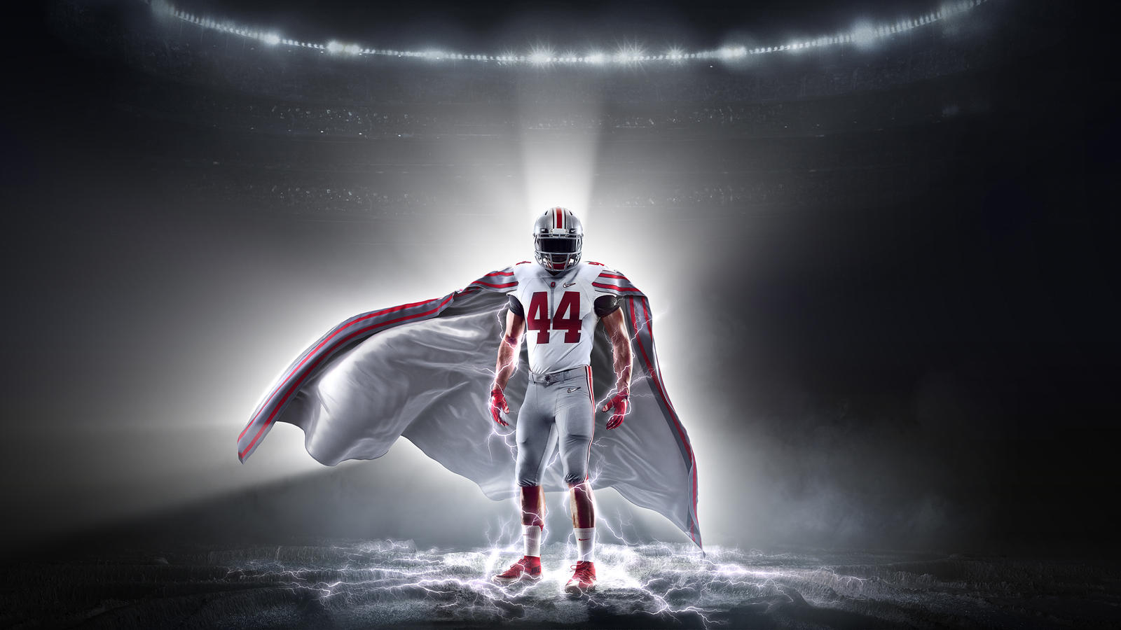 Ohio States Relationship With Nike Began In 1981 As One Of The Original College Football Programs To Be Outfitted Footwear