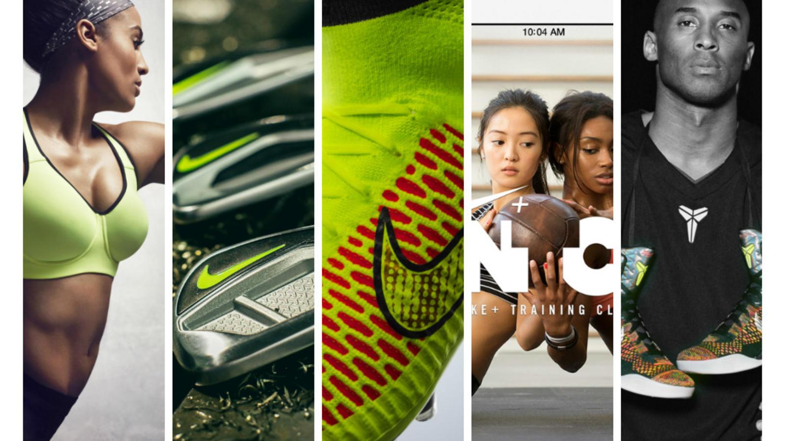 Nike 2014 Innovations
