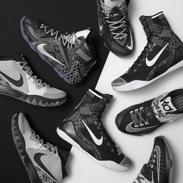 NIKE, Inc. Introduces the 2015 Black History Month Collection