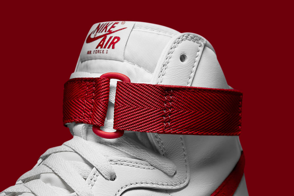 "Rebirth of the Legend: The Nike Air Force 1 High ""Nai Ke"""