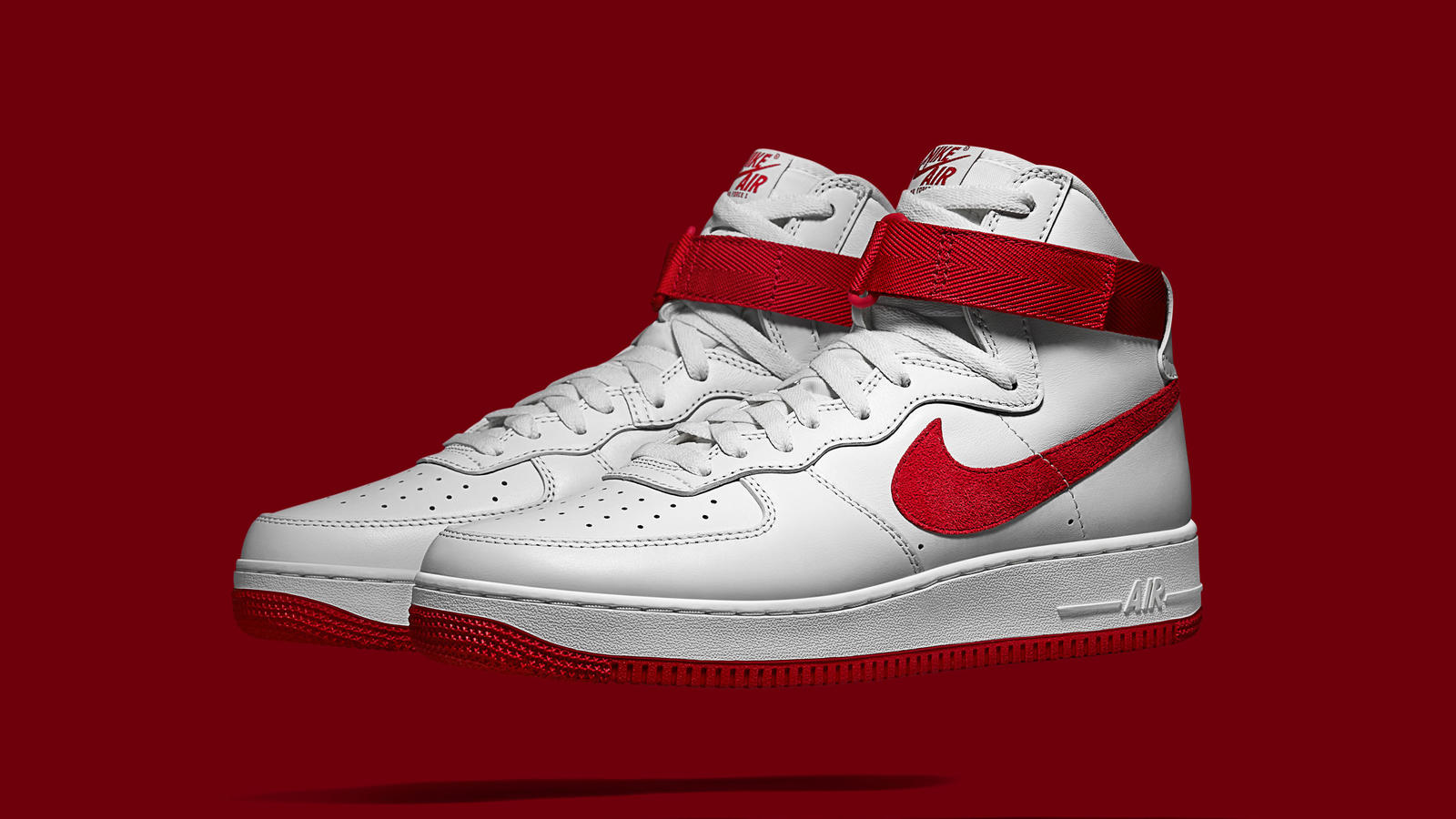 nike air force 1 low red swoosh downloads