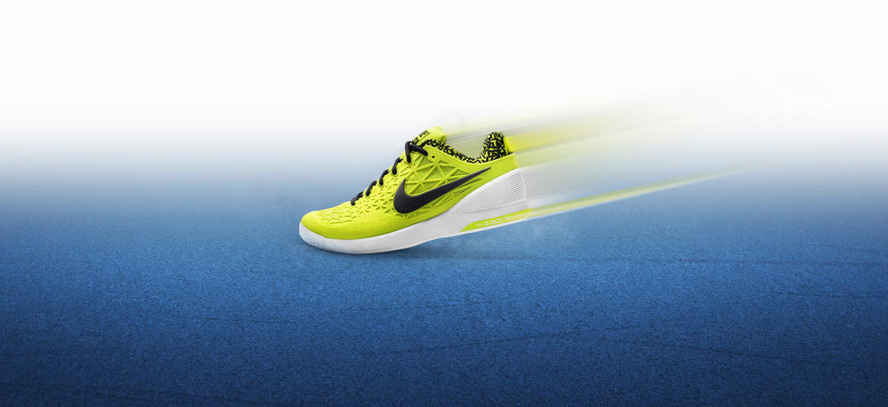 Courting Lightweight Durability: The Nike Tennis Zoom Cage 2