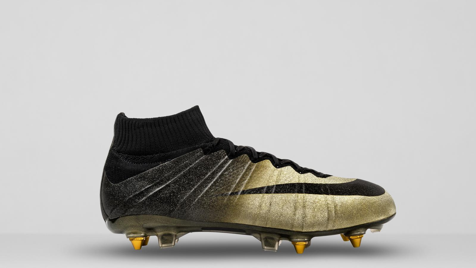 Mercurial CR7 Rare Gold - Nike News