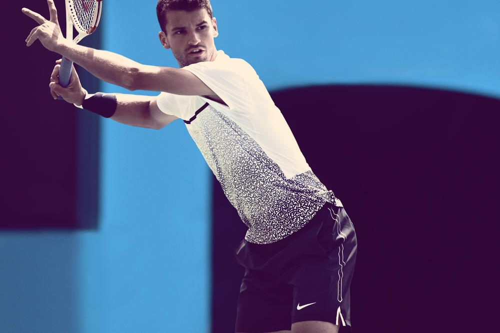 Masterful in Melbourne: Nike Tennis Athlete Looks for Down Under