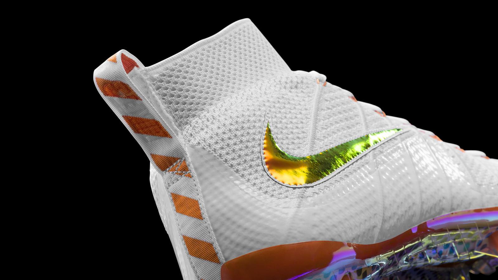 Vapor Football Cleats White Chrome Nike vmO0wnN8