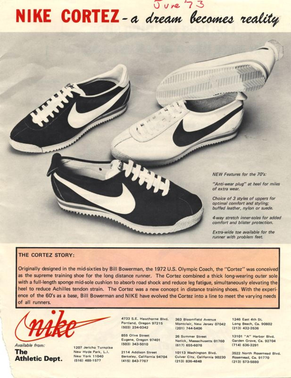 News Nike Original BowermanNike's Bill Innovator DH29IE