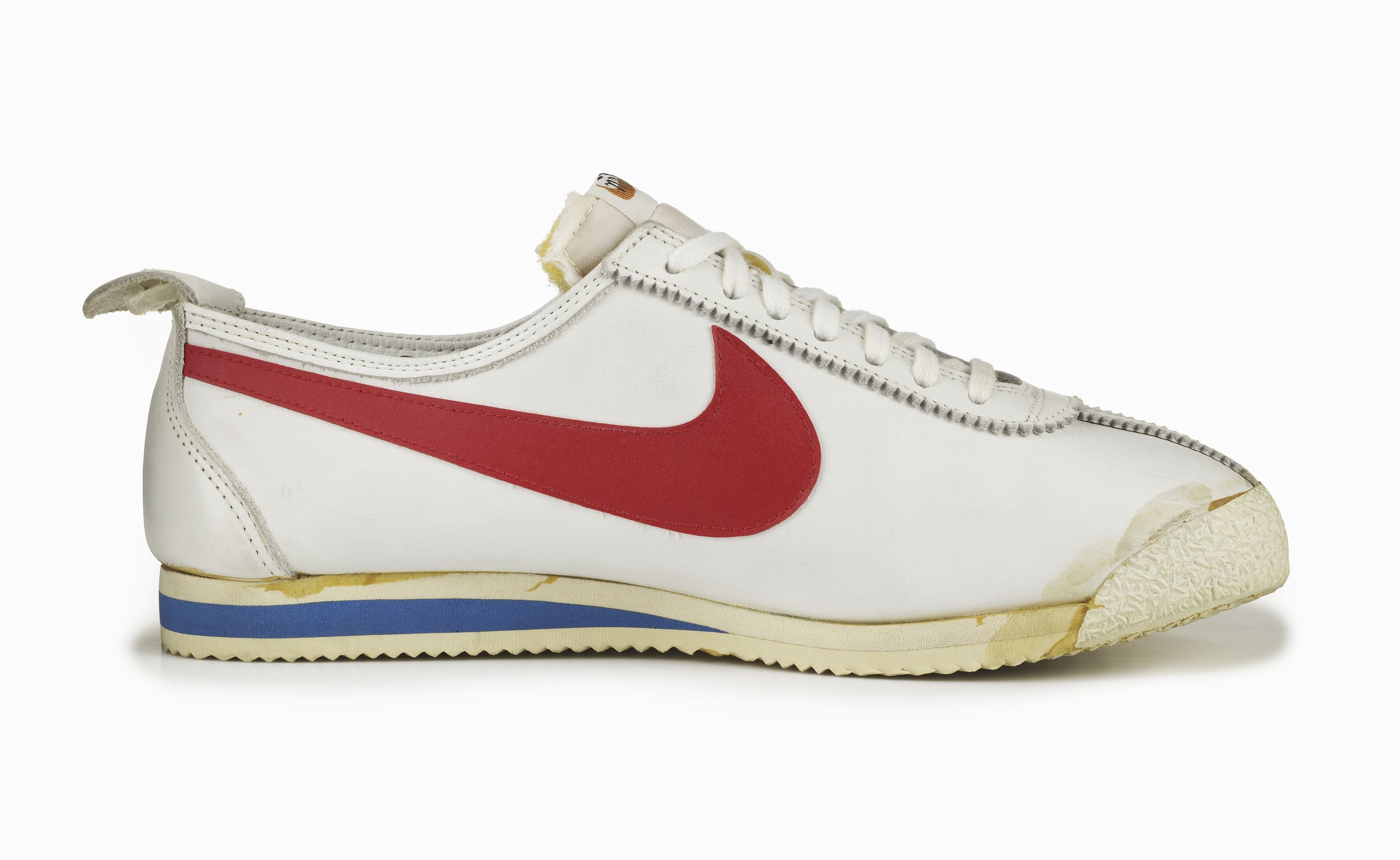 nike cortez with name