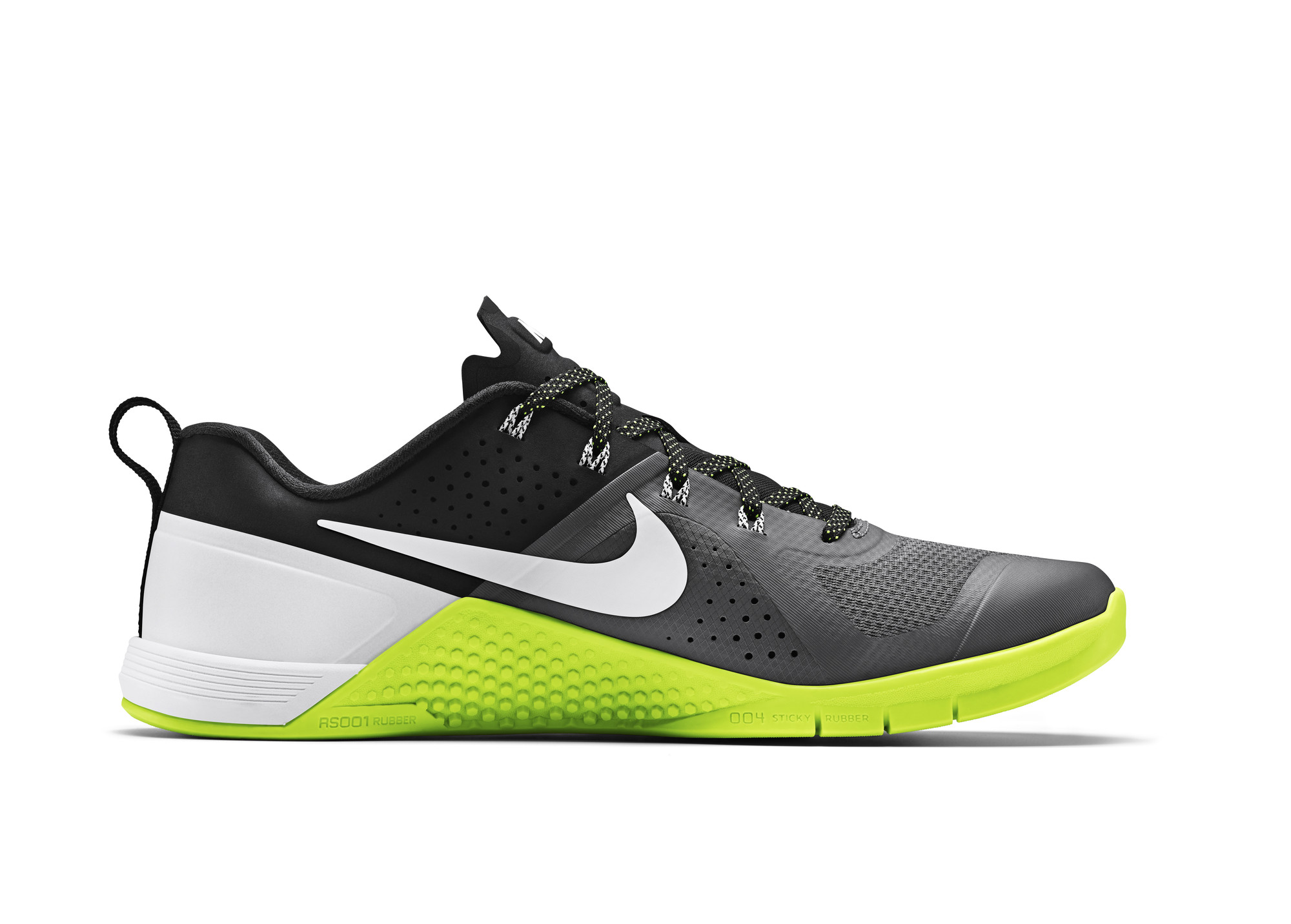 nike flywire 004 sticky rubber