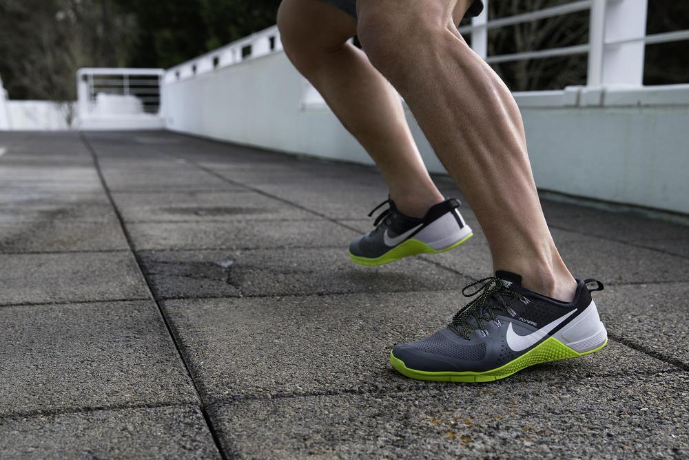 Nike apresenta o Metcon 1, o calçado ideal para treinamento funcional