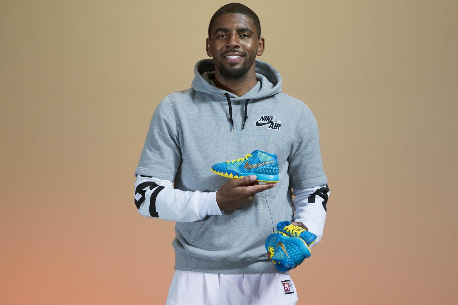 Nike Debuts The Kyrie 1 Quot Cereal Quot For Young Athletes Nike