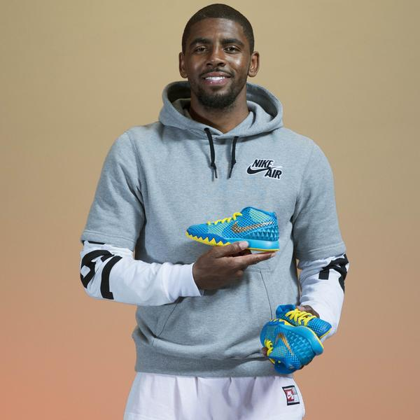 nike debuts the kyrie 1 quotcerealquot for young athletes nike