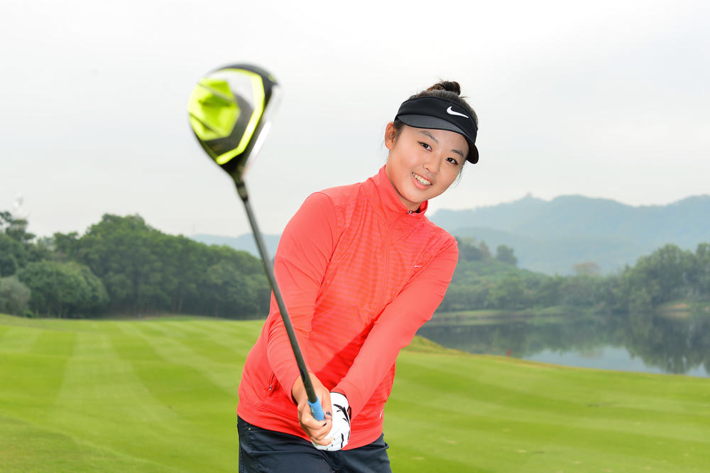 Nike Golf Welcomes Chinese Athlete Simin Feng to Its Roster