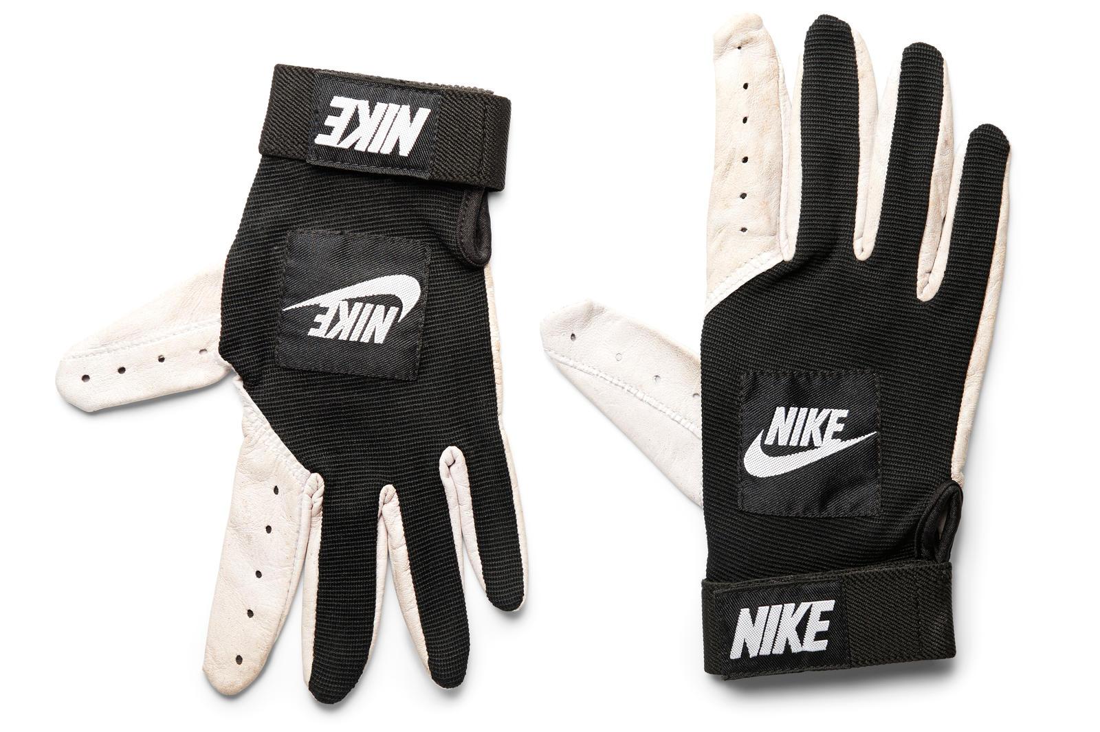 michael jordan football gloves