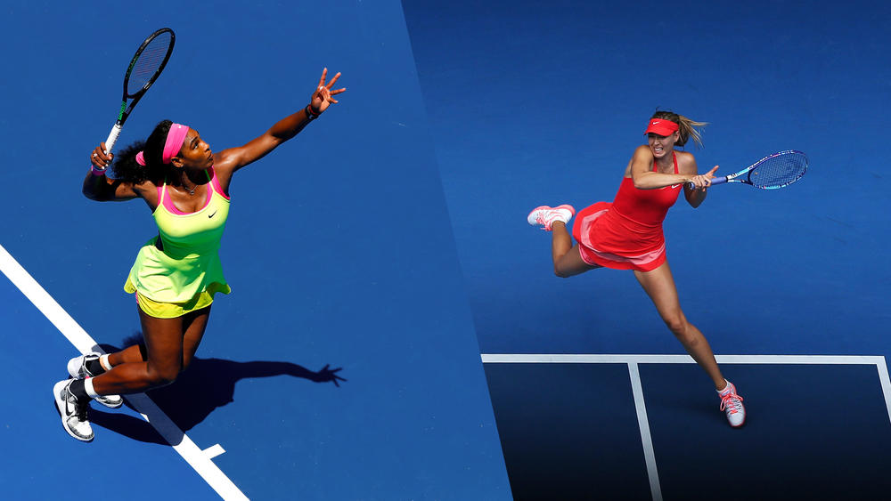 Duel Down Under: Williams, Sharapova to Meet Once Again