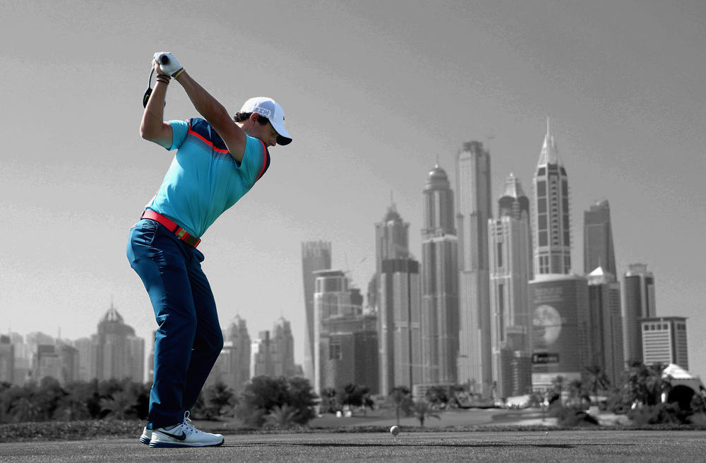 McIlroy is Too Good to Catch in Dubai