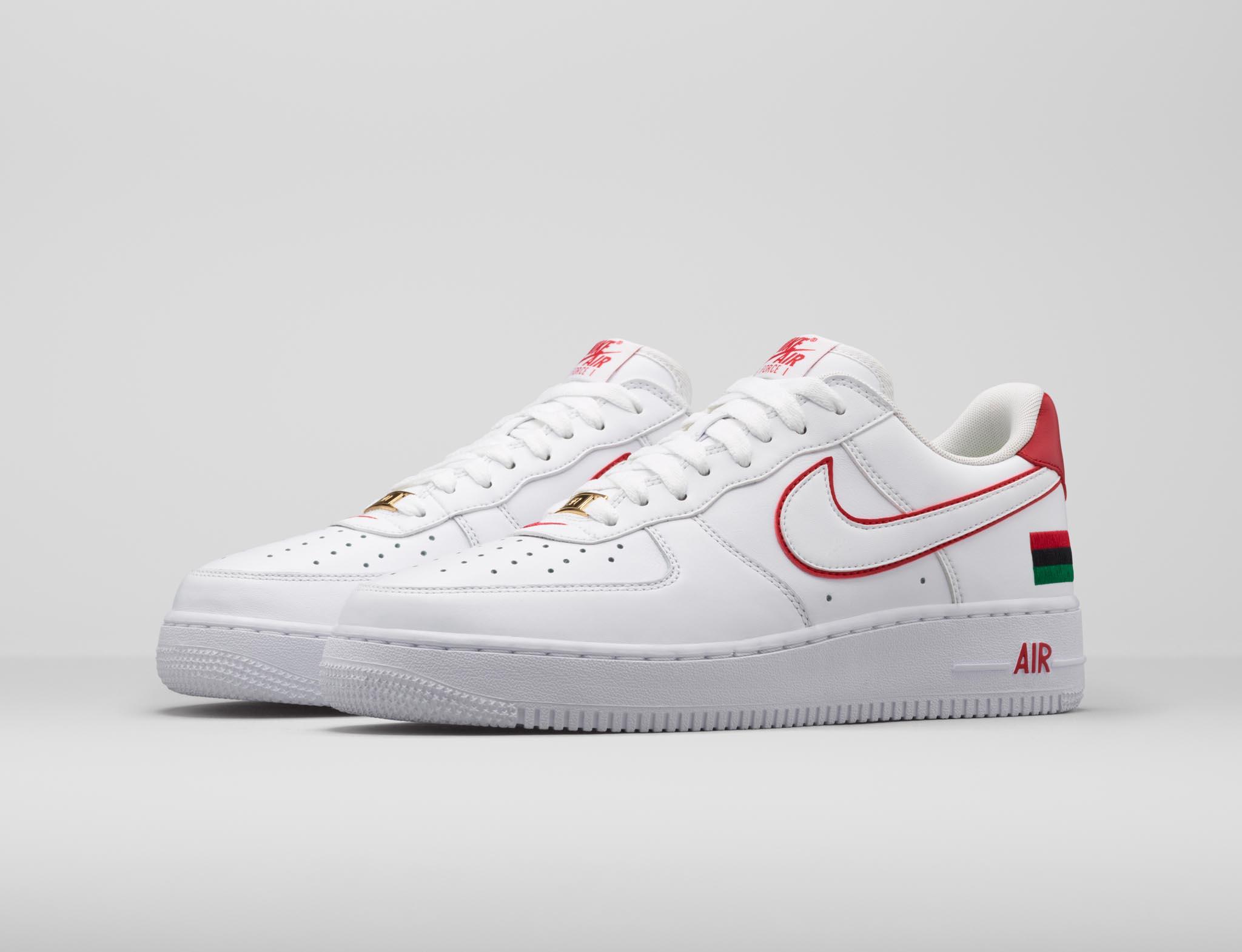 Nike Air Force 1 Nike Tennis Blanches sites à vendre vente visite le moins cher HWsmtWjJ3