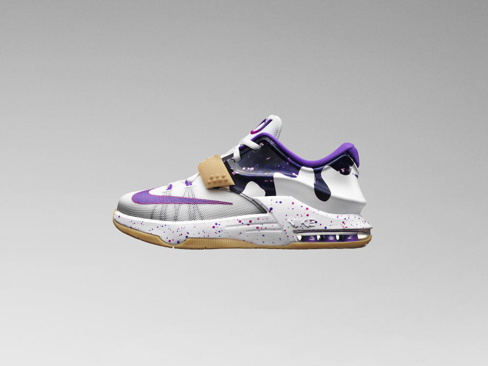 Delicious Performance for Kids: The KD7 PB&J