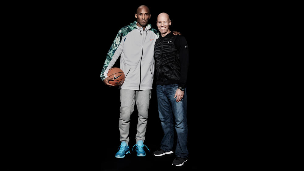 Exclusive Podcast: Kobe Bryant, Eric Avar and the inside story of the KOBE X