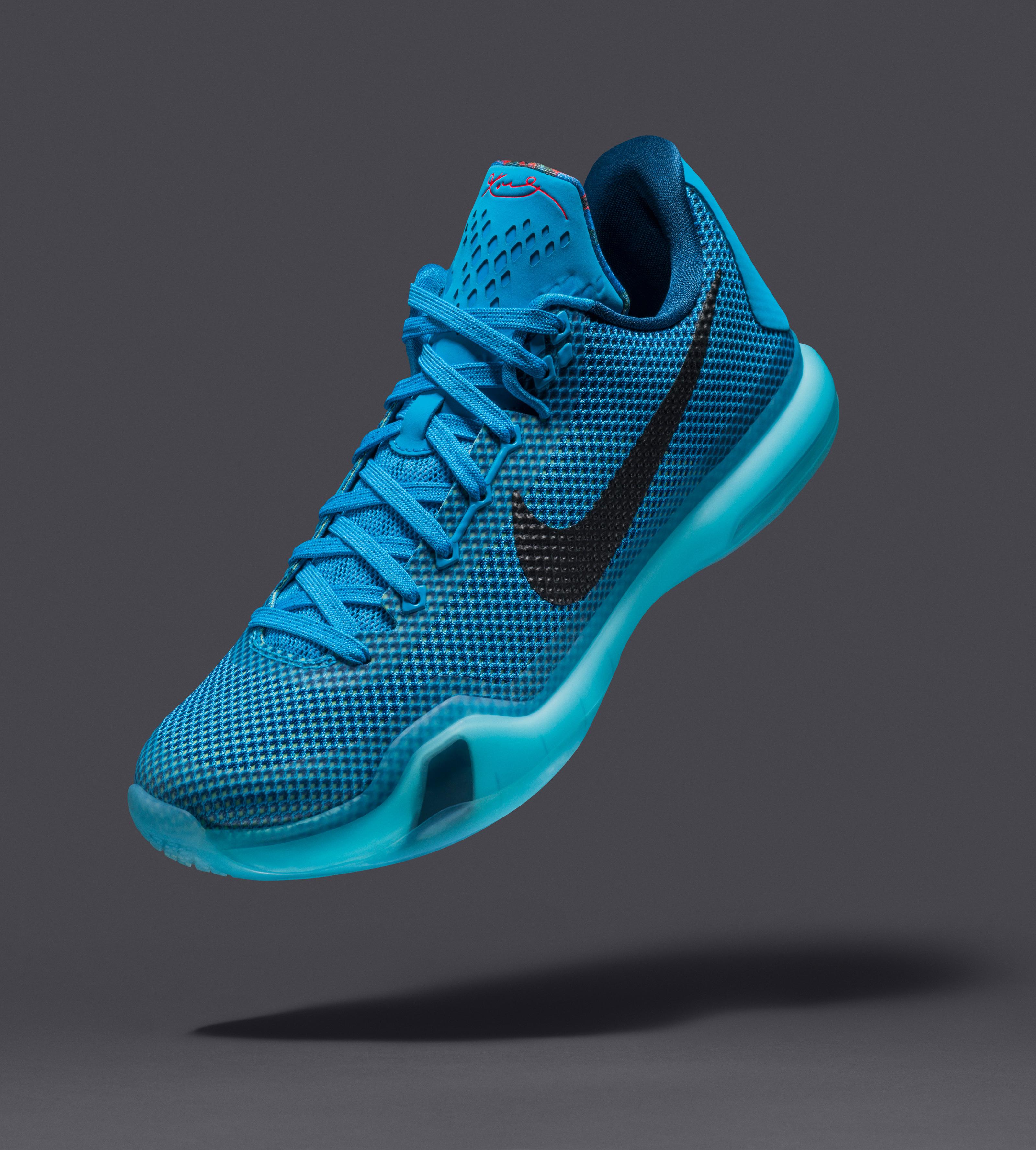 ... Kobe Bryant's tenth signature shoe. Download Image: LO · HI