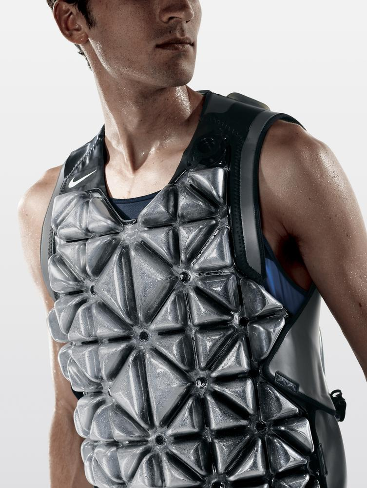 PreCool Vest Reengineered for Beijing Olympics